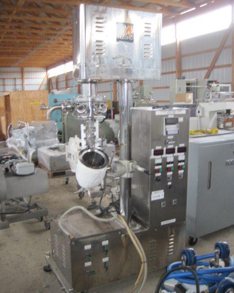 1 Gallon Mizuho Industrial Triple-Action High Shear Mixer