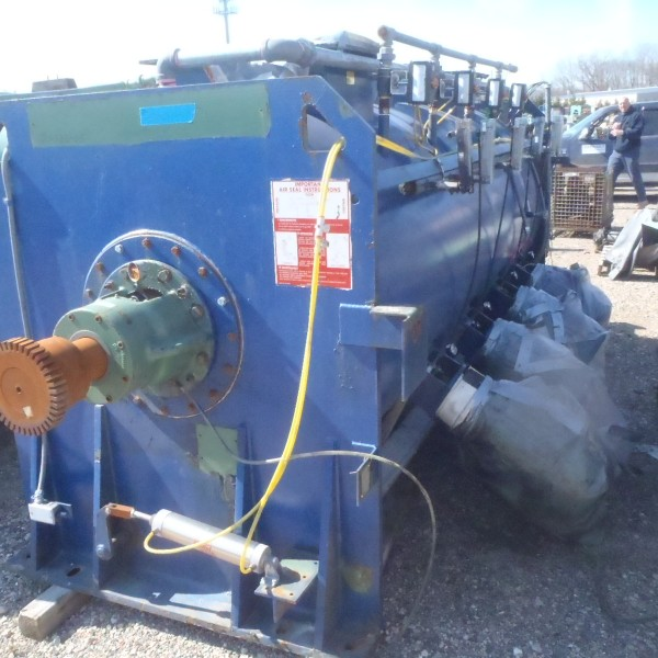 4200 Liter Littleford FKM4200D Carbon Steel Mixer