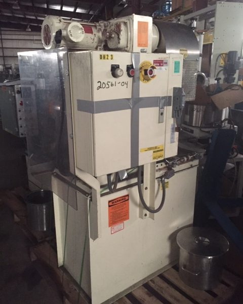 4 Gallon 1 HP Ross Stainless Steel Double Planetary Mixer