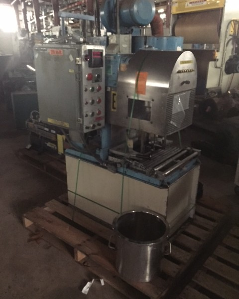 4 Gallon 15 HP Ross Stainless Steel Double Planetary Mixer