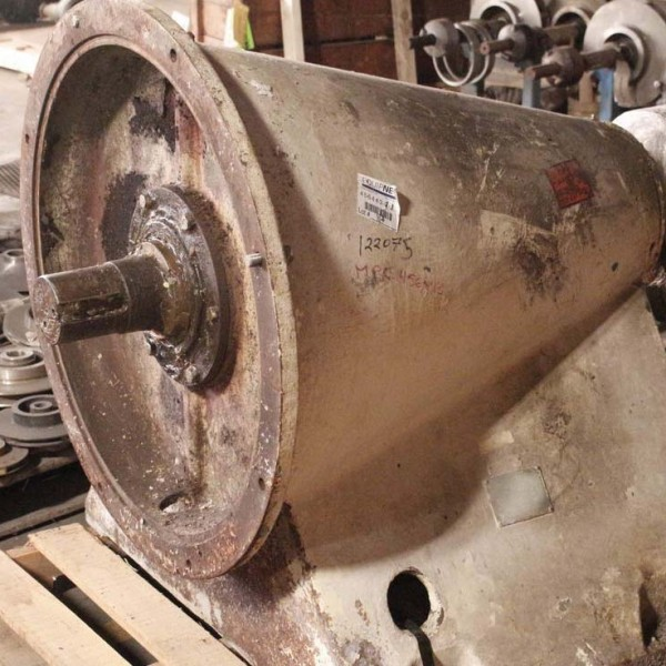 Voith Sulzer HD2  Disperger Rotating Assembly and Drive House
