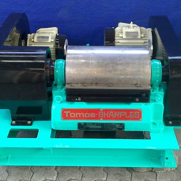 Sharples (Tomoe Engineering) P660 Super-D-Canter Stainless Steel Centrifuge