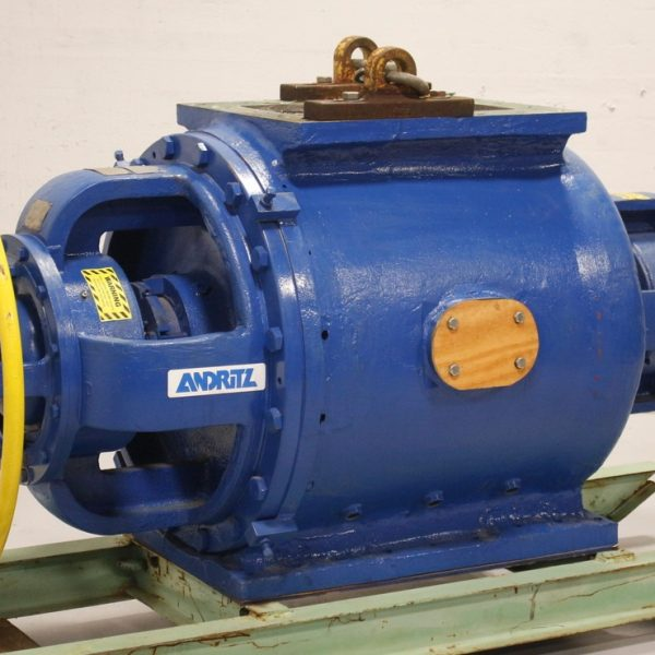 Andritz #3 Low Pressure Feeder