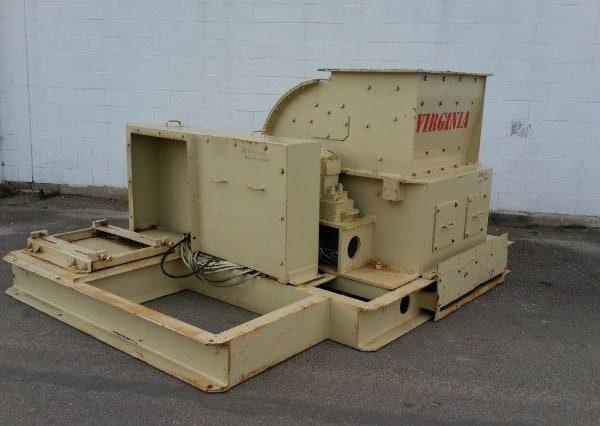 Jeffrey Model 42X36 Hammer Mill