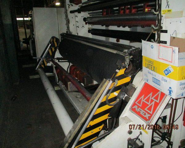 96″ Wide Apex 2-Position Mdl 21220 Surface Winder