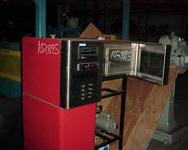 1 Sq. Foot, 1 Shelf, Edwards 304 Stainless Steel Lab Size Freeze Dryer
