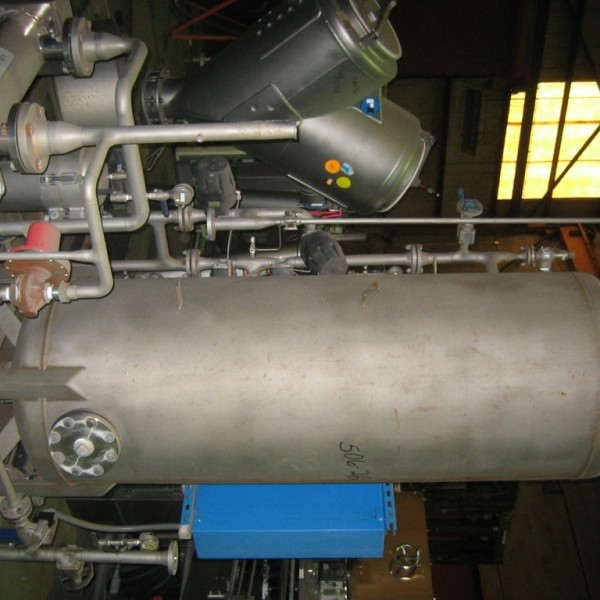 US Filter Pennfield Model CA300-72-S Deionizer System