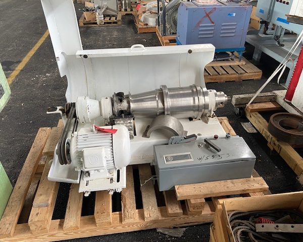 Flottweg CMT FZ1 9.5″ Dia X 27″ Long Stainless Steel Decanter Centrifuge