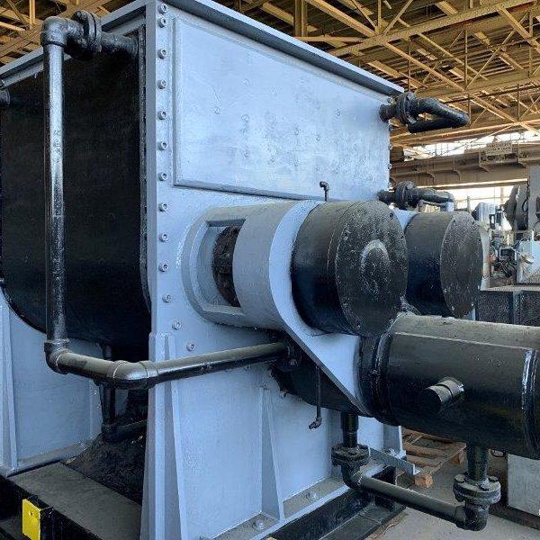 300 Gallon Aaron Steel Sigma Blade Mixer Extruder