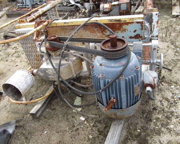 25 HP Stainless Steel Fitzpatrick Model D-6 Mill