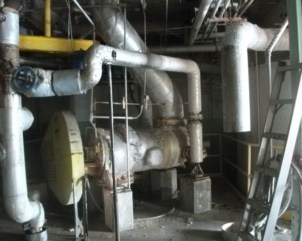 STEAM MIXER SS IMPCO MODEL 100 40HP