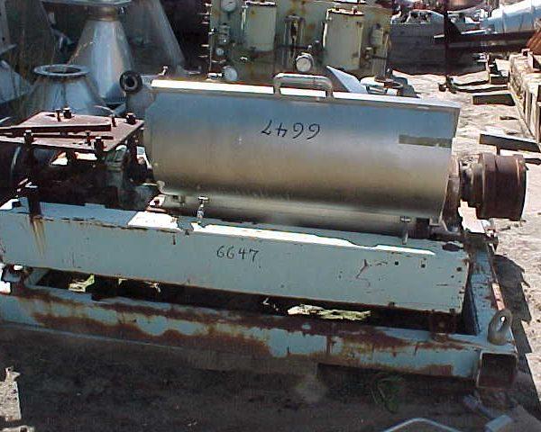 ALFA LAVAL    NX414 30HP