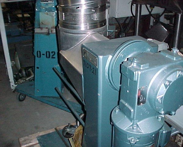 Vector Colton Model 570 Stainless Steel Granulator