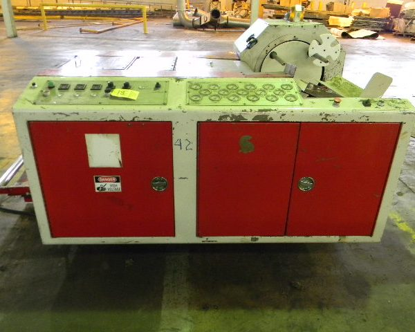 13″ Wide CMD Model 1013R 4-Position Coreless Rotary Winder