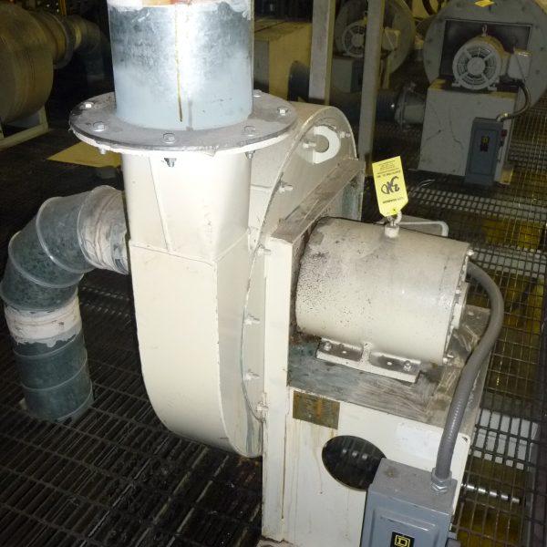 New York Blower (3) Model 208 Aluminum Pressure Blowers