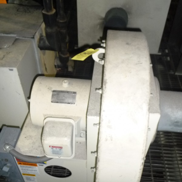 New York Blower Model 2008 Aluminum Pressure Blower