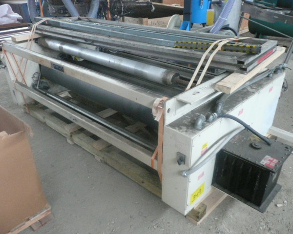 60″ ENERCON 2-SIDE BARE ROLL TREATER