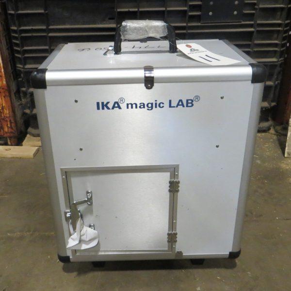 .9 kW IKA Magic Lab Powder Liquid Mixer