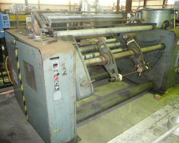54″ Wide Gloucester Mdl 126 Single Turret Winder