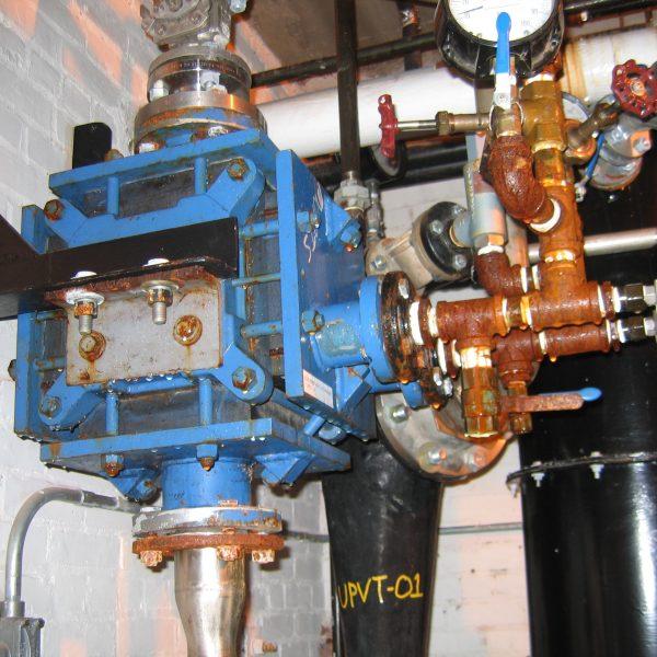 Carbone Graphite Block Heat Exchanger