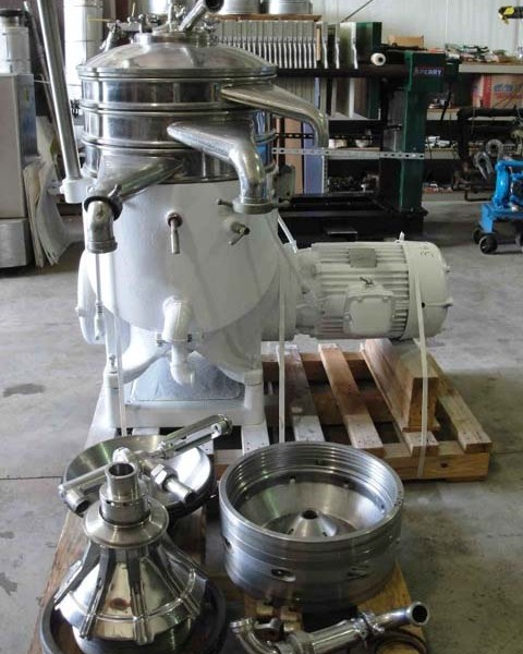 Westfalia SKOG 4006 Nozzle Bowl Centrifuge