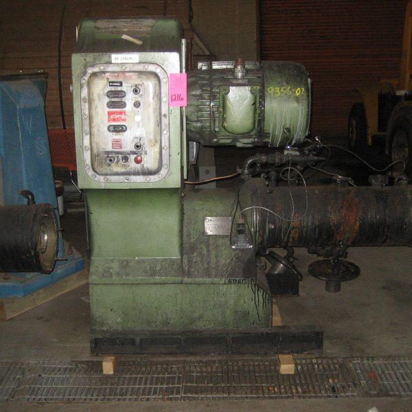 14 Gal. Netzsch Model LMC60(E) Grinding Media Mill
