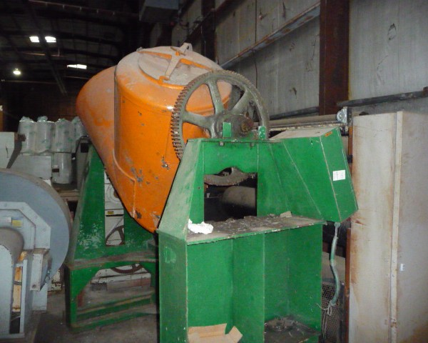 20 Cu. Ft. Patterson Kelly Stainless Steel Mixer