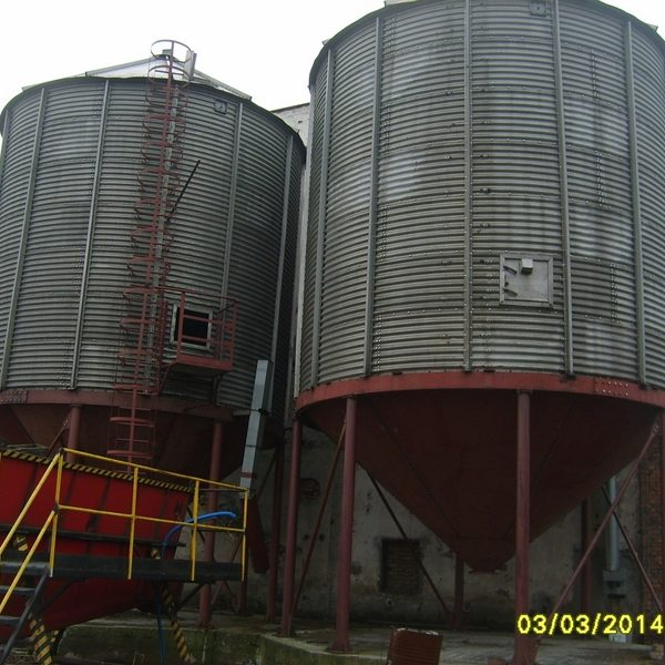 260 HP Amandus-Kahl Type 39-1000 Pellet Mill