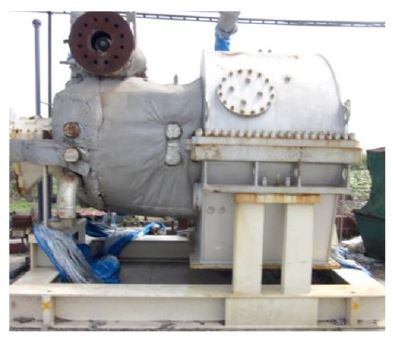 15000 kW Siemens Condensing Steam Turbine