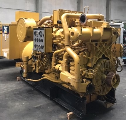 Used Gas Turbine Power Generation Equipment