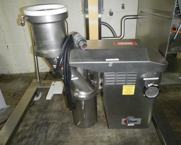 Glatt GS180 Stainless Steel Quick Sieve Mill