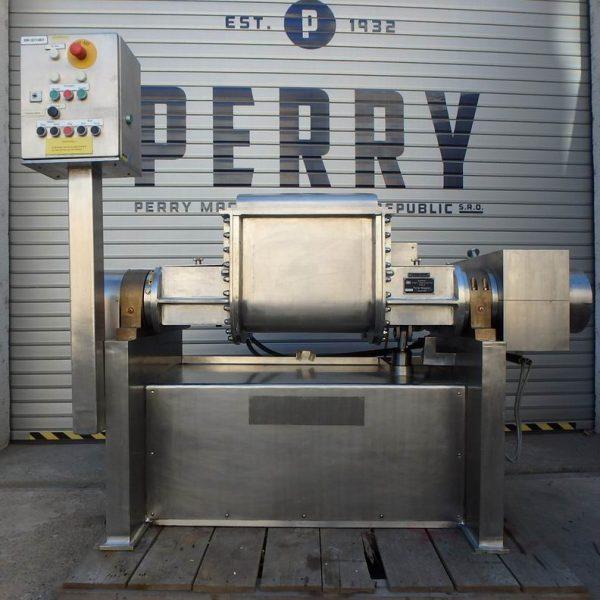 100 Litre AMK Peter Küper Stainless Steel (AISI 316) Z-blade Mixer