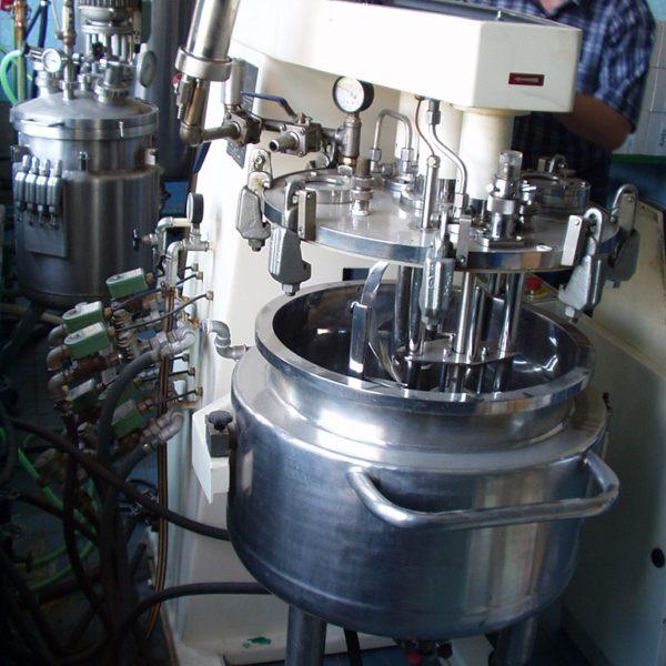 13 Gallon 3 KW Brogli & Co. Stainless Steel Homogenizer