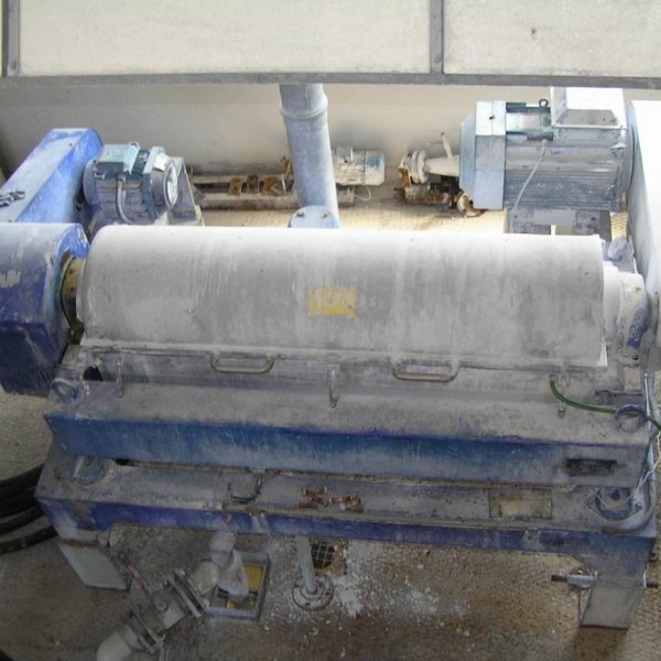 Alfa Laval NX418B-31 Stainless Steel Decanter Centrifuge