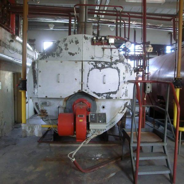 1600 Kg/Hour 0.9 MPA Sigma Slatina Boiler