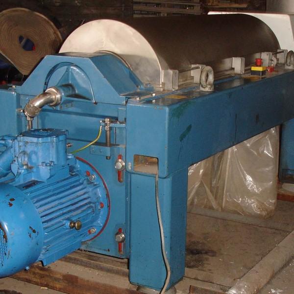 Alfa Laval AVNX4055 Stainless Steel Decanter Centrifuge