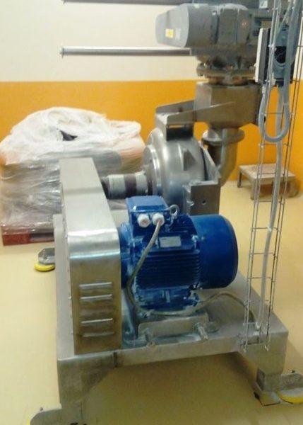 Axtel Model UM-315 Stainless Steel Mill