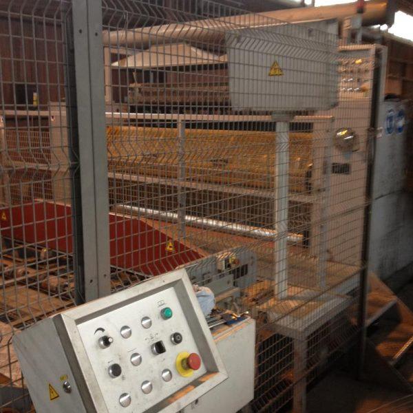 Metallic Wire Mesh Welding Line