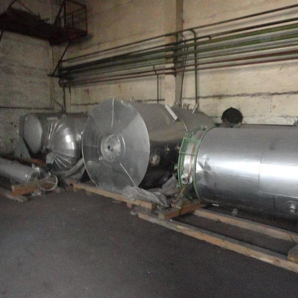 Sweetened Condensed Milk Plant, 3745 kg/hour