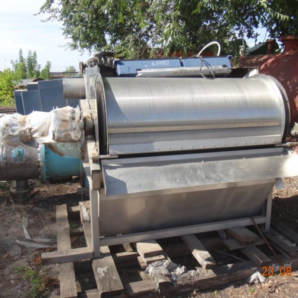 Hycor Model RSA2548 Rotostrainer Rotary Drum Thickener