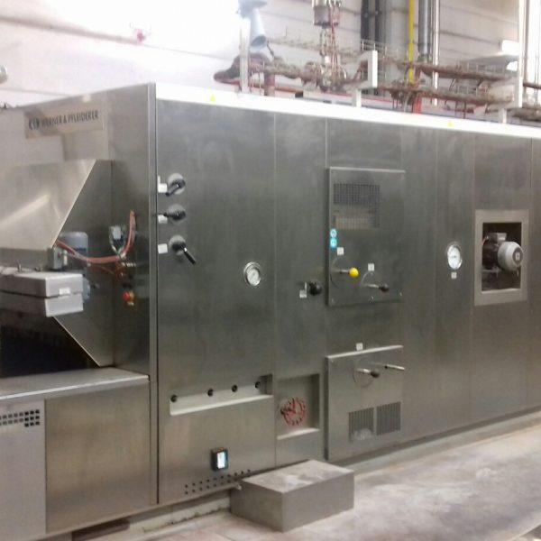 W&P NUN PLUS ECOTHERM TUNNEL OVEN 2.5X30 M