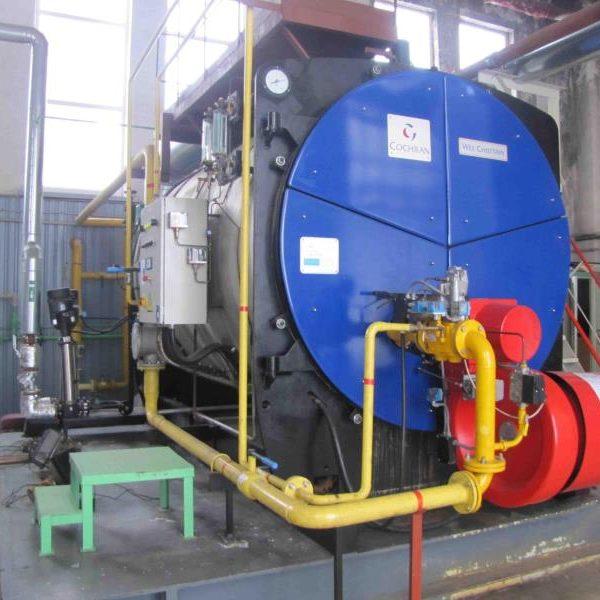 4.500 Kg/Hour 100 PSI Bib Cochran Model Wee Chieftain Steam Boiler