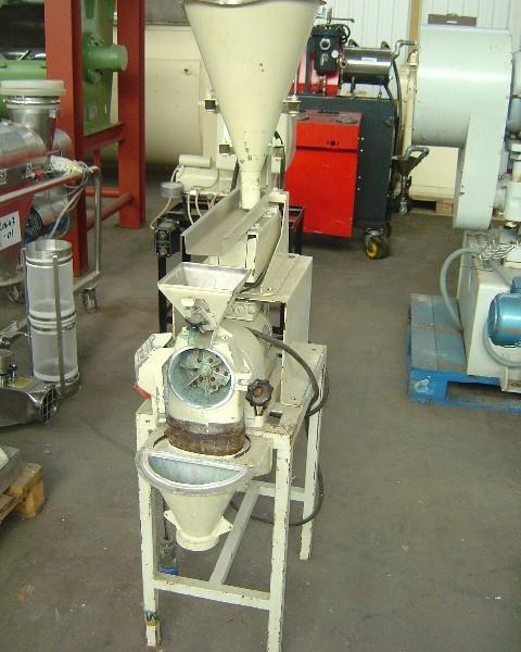 Alpine type A100P Colloidal Mill