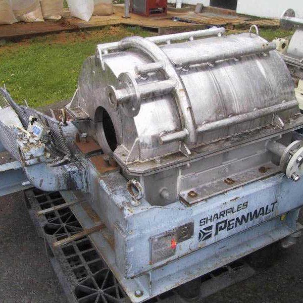SHARPLES      P2000V FRAME/CASING/BEDPLATE