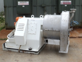 27″ Krauss Maffei SZ51-8 Pusher Centrifuge