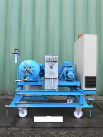 Westfalia CA226-110 220/125mm Bowl Dia Counter-Current Extraction Decanter Centrifuge