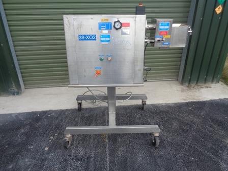 Apex Type Multiplex DUA-12 Stainless Steel Oscillating Granulator