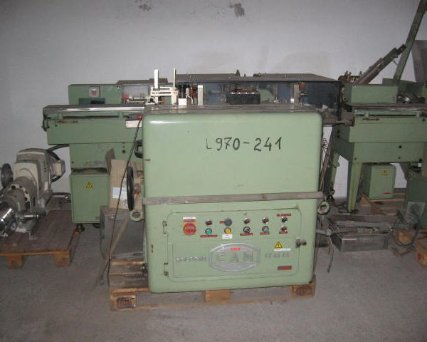 CAM 100 P/MIN 72 X 20 X 117 MM CARTONER