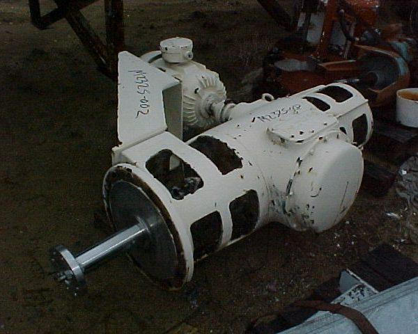10 HP 1740 RPM Lightnin Agitator Drive