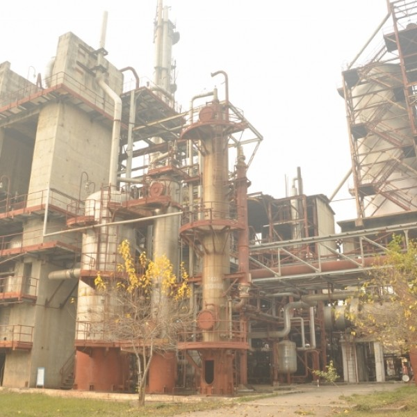Plant - Industrial Organic Chemicals